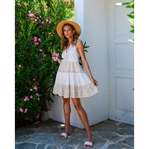 Φόρεμα γυναικείο WE COSS 00477