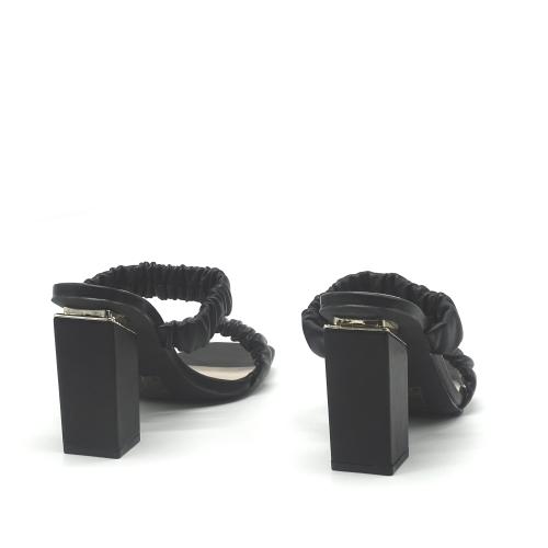 Γυναικεία πέδιλα μαύρα X773